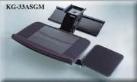 Adjustable Ergonomics   Computer Keyboard Platform   With Mouse Tray