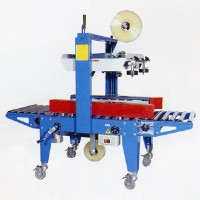 Bottom-Side Driven Carton Sealer