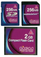 Memory Cards