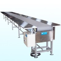 Modular Mesh-Belt  Puller & Conveyor