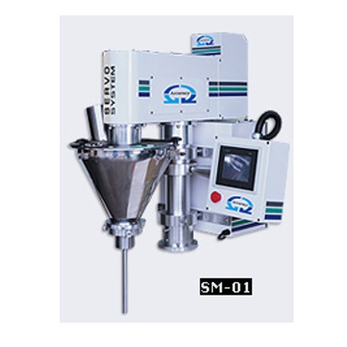 Features of Auger Type Metering Machine