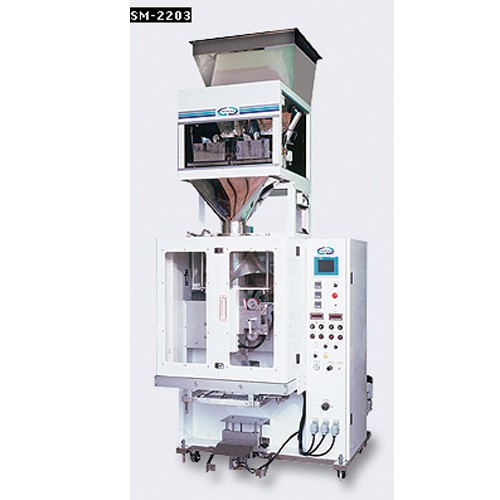 Automatic Electronic Weighing Filling Packing Machine
