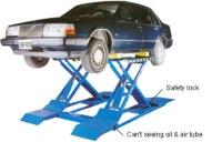 Super Thin Vehicle Lift