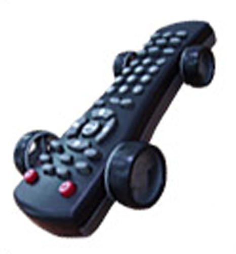 Car-Av Integrative Remoter (Pre-programmed Six in One)