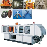 HDC- Co-Injection Moulding Machine