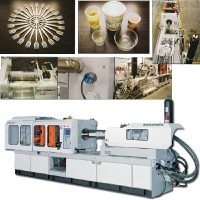 HRQ Accumulator High Speed Injection Molding Machine