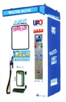 Coin operated water vending machine, Coin operated coffee vending machine