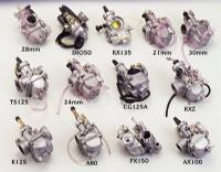 Motorcycle Parts & Carburetors