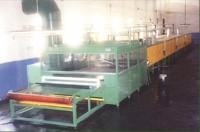 迴轉式自動噴塗乾燥機