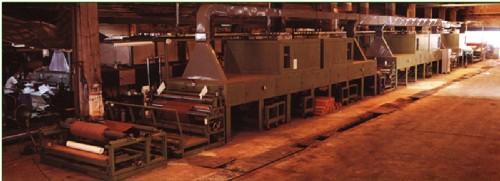 Dry Type PU Coating Equipment