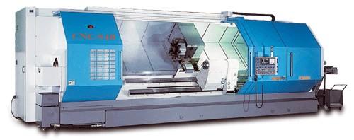 Largest CNC