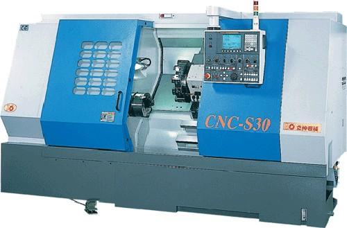 CNC電腦車床