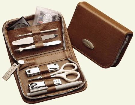 Traveling Manicure Sets