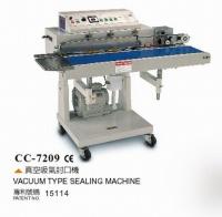 Vacuum Type Sealing Machine