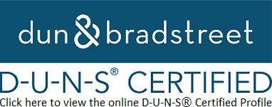 鄧白氏第三方企業認證電子標章